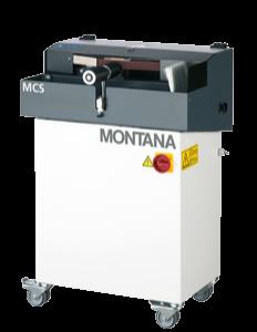 Bruska Montana MCS pro úhlování hran